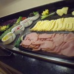 More Bologna canned ham and processed cheese at the reosrt