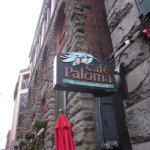 Cafe Paloma, Pioneer Square, Seattle, WA