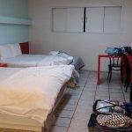 """Love"" hotel style room"
