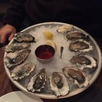 Oysters at Happy Hour
