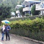 Stayed @ Kinabalu Pine Resort. Best view of Mt. Kinabalu from here. Good choice Exotic Borneo.
