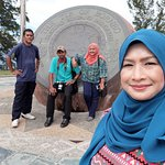Another wefie @ The Tips Of Borneo, Simpang Mengayau.