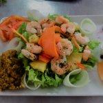 Salade Caraibe