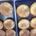 "South African Milk tarts or as some say ""CUSTARD TARTS"" or in Afrikaans 'MELKTERT'"