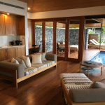 Windward Pavilion: living room