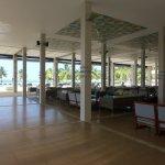 Scenes from Amaya Beach hotel lobby