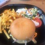 Yummy Cheese Burger