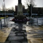Crewe War Memorial