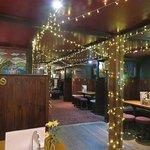 Bar area at Moulin Inn