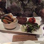 Fillet Steak with veg