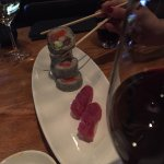 Rainbow roll is very good, Nobu house Cab also excellent