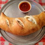 Sal's delicious bigger than your face stromboli