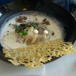 Cochon Iberique, Escargots aux crémeux de cresson, le rhum Gourmand