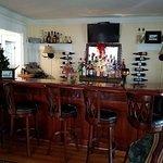 Main Floor Event bar