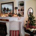 Main Floor Living Room Fireplace