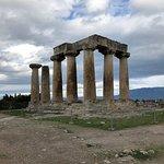 Photo de Ancient Corinth (Archaia Korinthos)