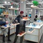 Shopping for Toikka birds