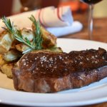 We are a Chophouse! It's all about a great steak.
