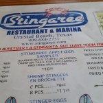 Photo de Stingaree Restaurant & Bar