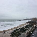 Foto de Le Windsor Grande Plage Biarritz