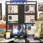 African-American Politicians Traveling Display