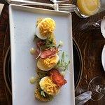 deviled eggs for breakfast