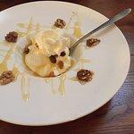 Dessert: Griekse yoghurt met honing