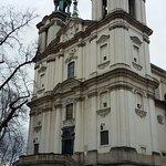 Church on the Rock (Kosciol na Skalce) Foto