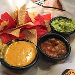 Best salsa ever. We have had many. Excellent service. A must stop.