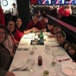 2017 Christmas Eve Dinner con la famiglia!