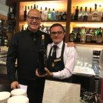 Nikolas the super bartender!