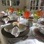 Casa Culinaria Dinning Room
