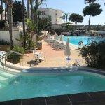 Photo de Hotel Fontane Bianche Beach Club