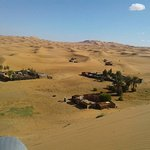 Middle of Sahara