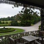 View from the main verandah
