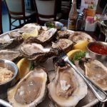 Some of the best Oyster! Great sauces too.