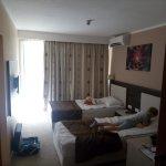 DIT Evrika Beach Club Hotel Foto