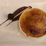 The creme brule was heavenly!