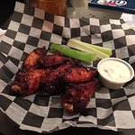 The smoked wings are killer!!!!!