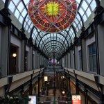 """galleria"" at Circle Centre Mall"