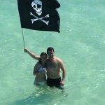 being pirates
