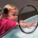 "Explora's ""Curious Bubbles"" room attracts visitors of all ages!"