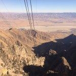 Desert Below from Tram