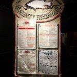 Friendly Fisherman Restaurant
