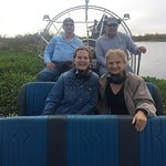 Black Gold Airboat Tours-billede