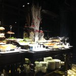 Breakfast plus all you can eat breakfast menu made to order included in your room price they eve