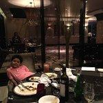 18th floor luxury - great dinner!