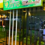 The Olive Massage Megamall - front Fview