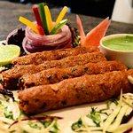 """""""Seekh Kebab"""""""