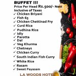 New year Offer..in our Restaurant
